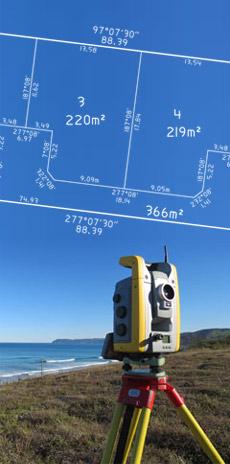 Providing surveying services for Surfcoast region.